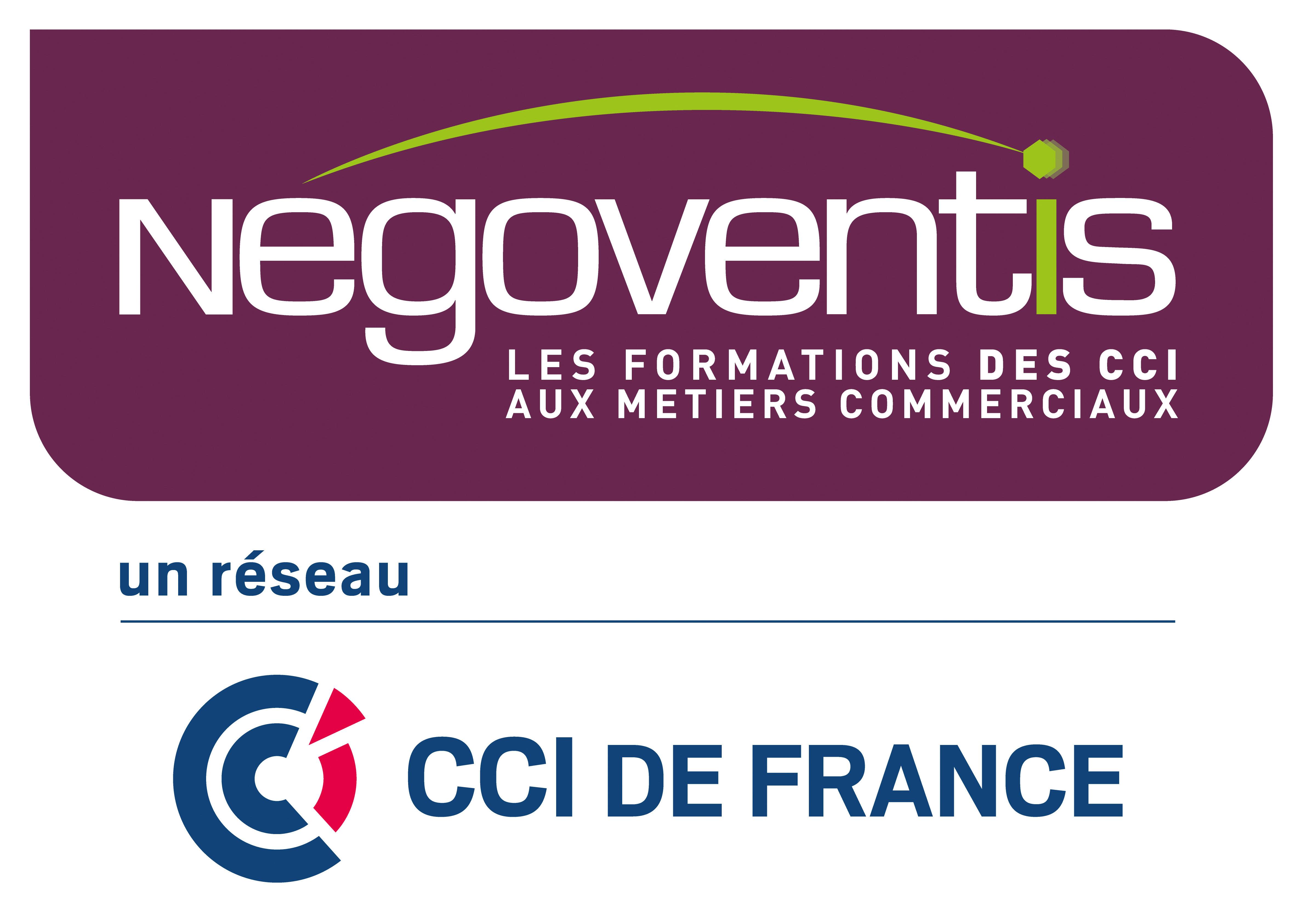 CCI France : réseau Négoventis