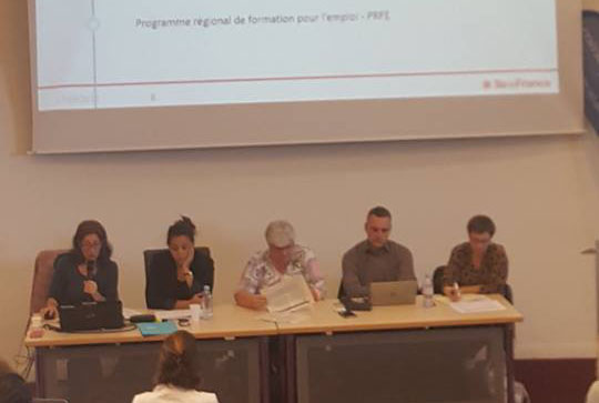 La FDME accueille la première réunion territoriale pour le Plan d'Investissement Compétences de l'Essonne