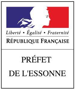 logo préfecture de l'essonne