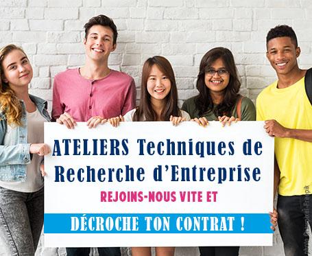 Ateliers Techniques de Recherche d'Entreprise (TRE)