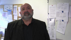 Hervé Garsi, responsable filière