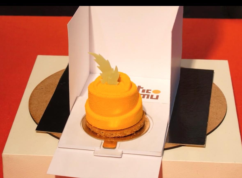 L'Exotico-Sezamu : le Gâteau évryen plébiscité en 2021