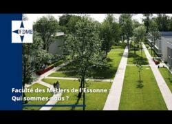 [FDME] Faculté des Métiers de l'Essonne | Qui sommes-nous ?